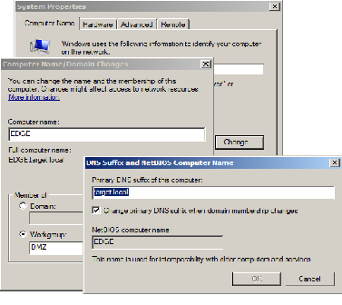 How to setup and configure Exchange 2010 Edge Transport